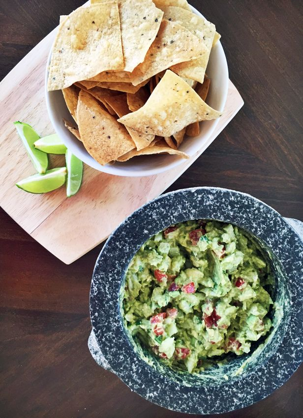 Alton Brown's Guacamole Recipe: Definitive. Straight-forward. Iconic. And oh yeah, damn tasty.