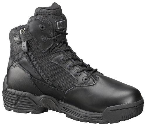 Magnum Stealth Force 6.0 SZ - Side Zip Mid-Cut Boots