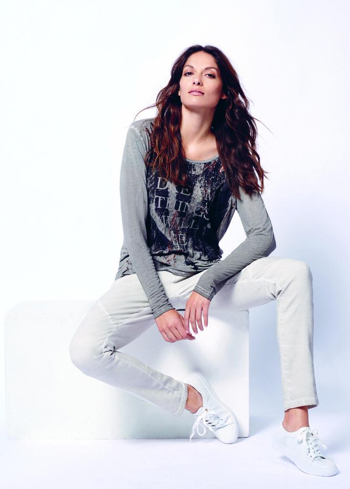 soyaconcept - blouse - pants - jeans