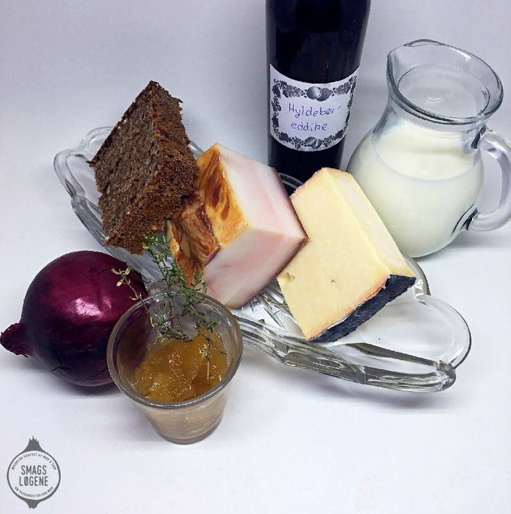 Ny version af gammel ost med løg & sky - Smagsløgene