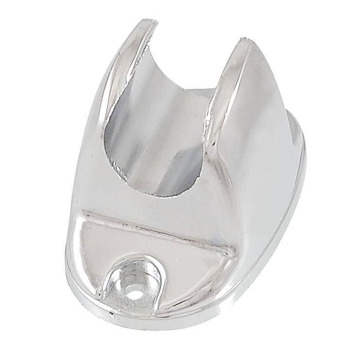 Repairing Part Silver Tone Plastic Showerhead Shower Head Holder Stand