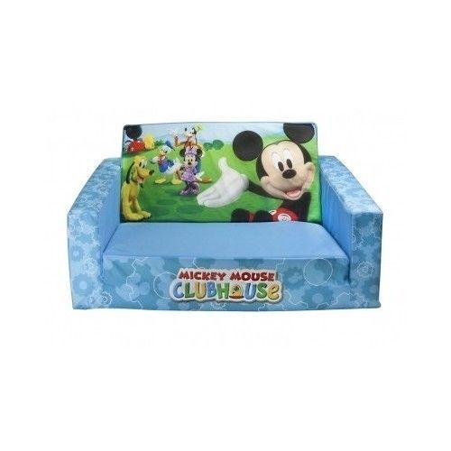 mickey mouse clubhouse flip open sofa with slumber gift ideas for braydens bday