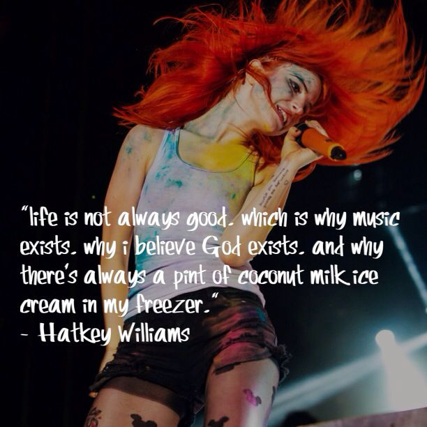 Hayley Williams quote