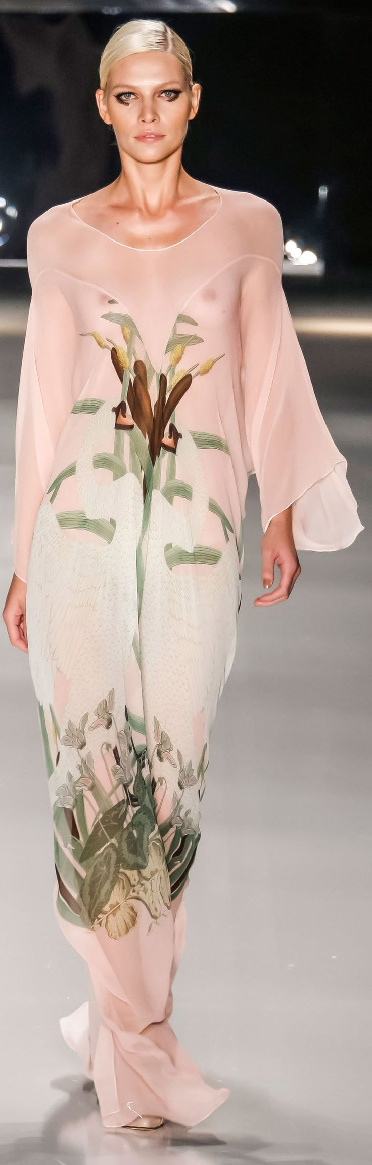 Adriana Degreas Spring / Summer 2015 | The House of Beccaria~