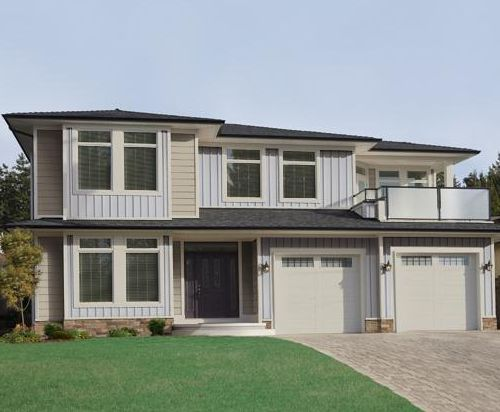 crane vinyl siding. This home gets a double dose of Crane insulated  VinylSiding lap siding in Wheat 15 best Vinyl Siding images on Pinterest options