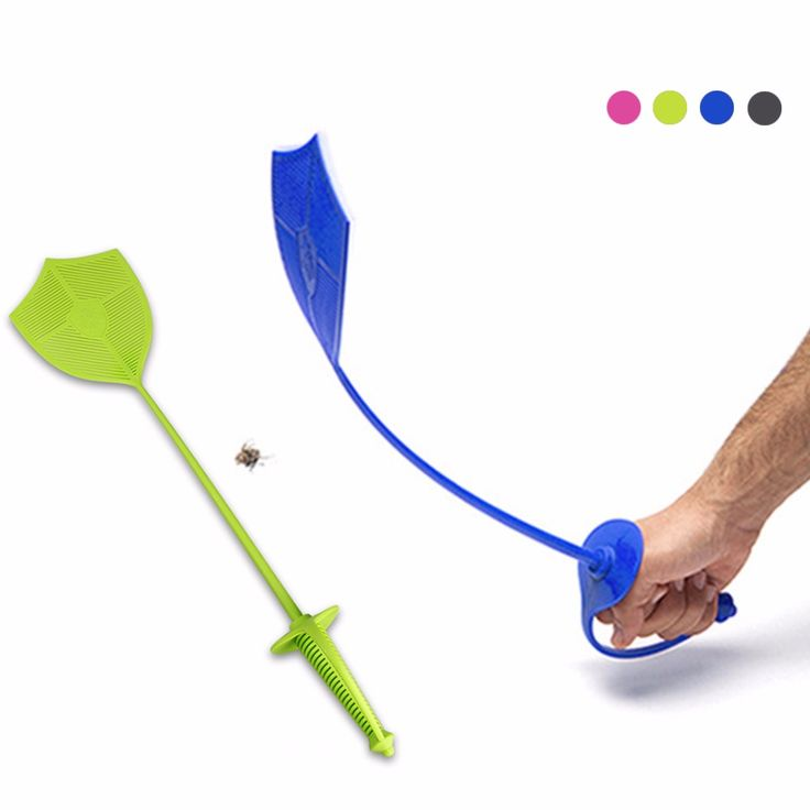 Fencing Style Portable Swatters Fly Killer Fly Swatter Plastic Anti Mosquito Pest Reject Insect Killer Swatters Fly Killer A2