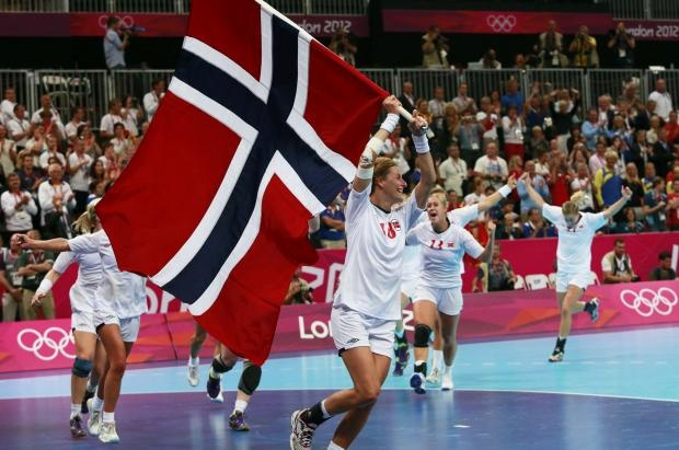 Norway won the women's handball gold
