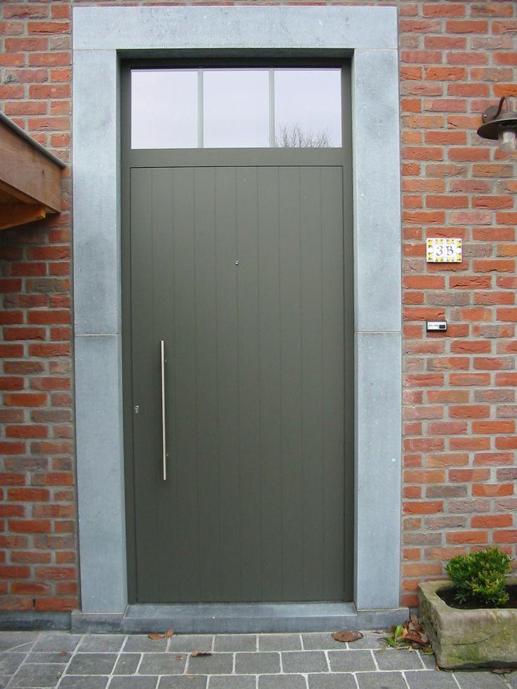 Front Door Handles Entrance Modern Entry