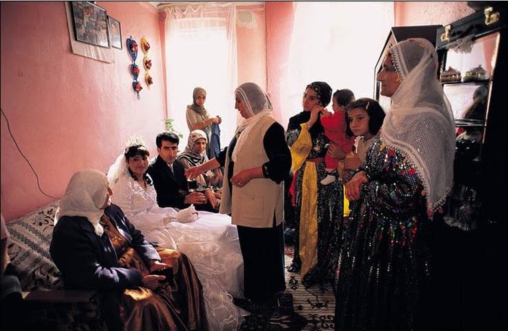 Kürt bir ailenin düğün öncesi...