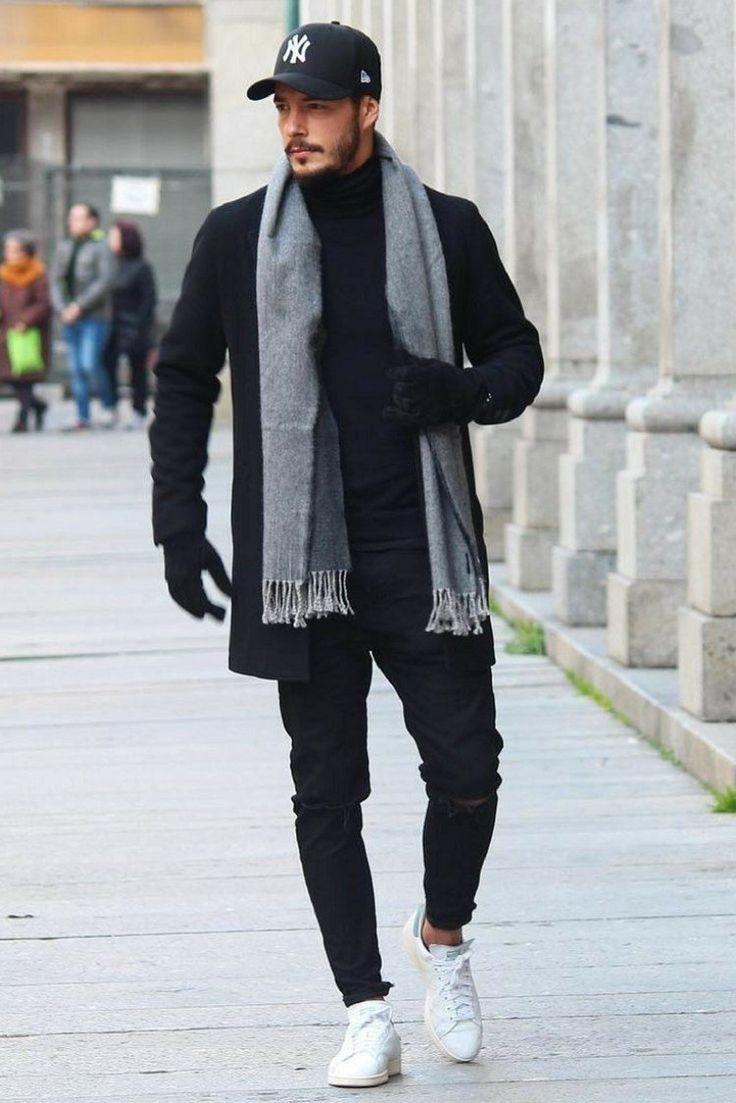 Foulard masculin – looks et conseils pour donner du style à vos tenues!