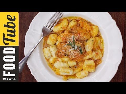 How To Make Gnocchi | Gennaro Contaldo | Jamie's Comfort Food - YouTube