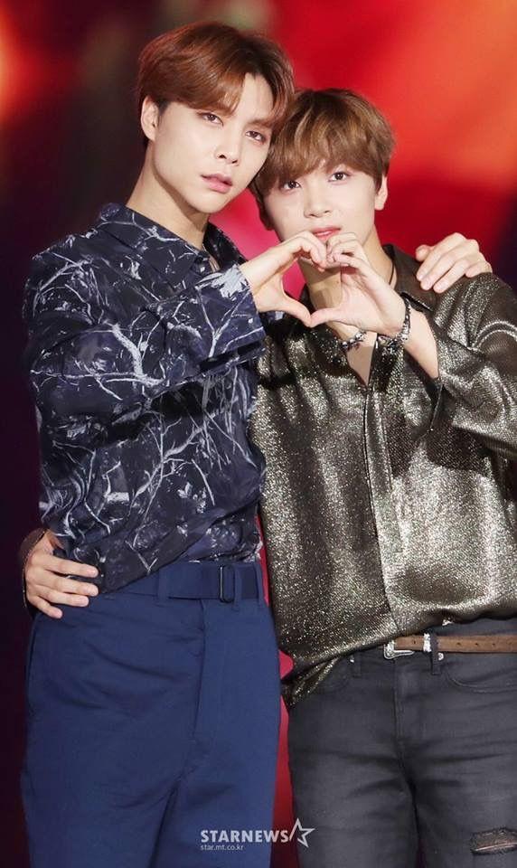 Johnny, Haechan | NEO CULTURE TECHNOLOGY in 2019 | Jaehyun