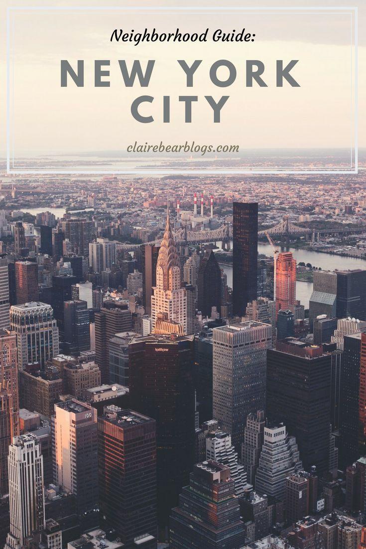 New York City Travel Guide New