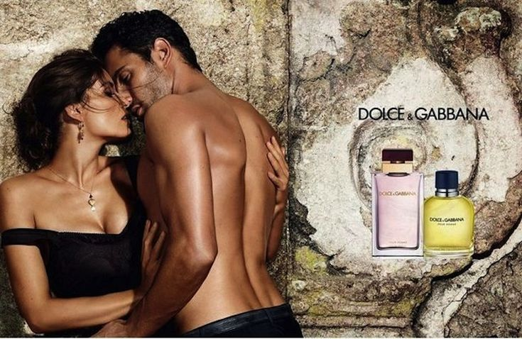 Noah Mills is a Tempting Charmer for Dolce & Gabbana Pour Homme Fragrance Campaign