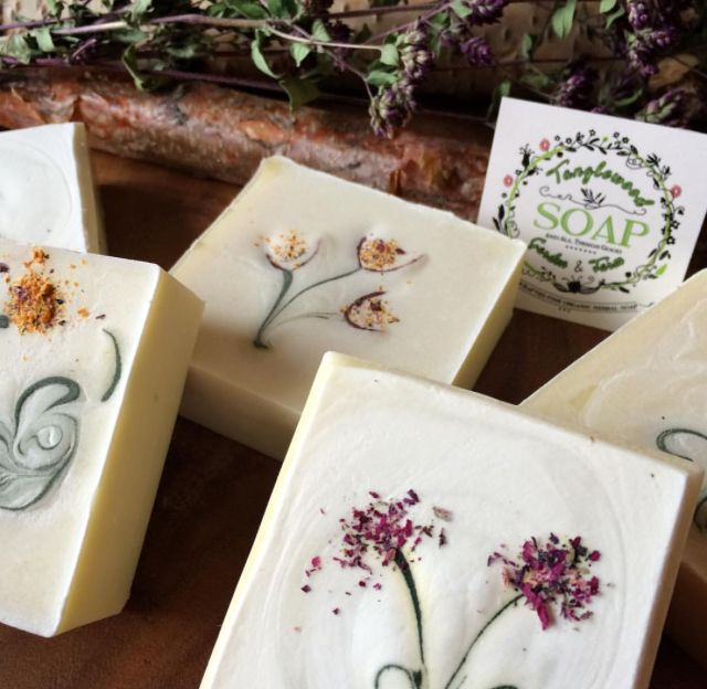 Tanglewood Organic Soap - One Fine Day - $4