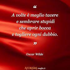Oscar Wilde, aforismi celebri.