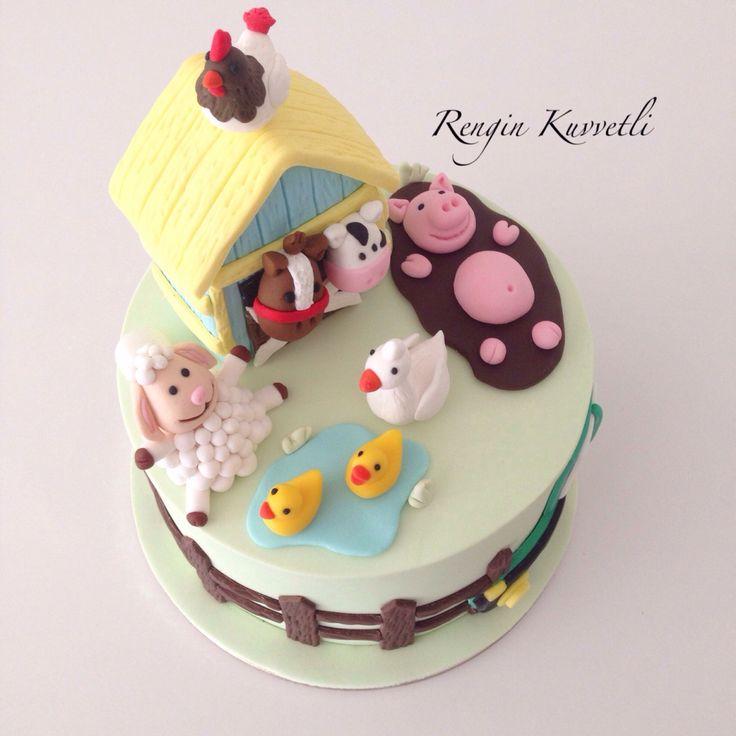 Çiftlik Pasta / Farm Cake