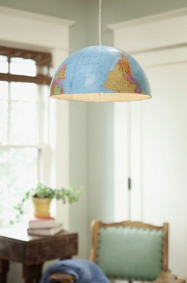 Craft :  Ten Lampshades to Make at Home