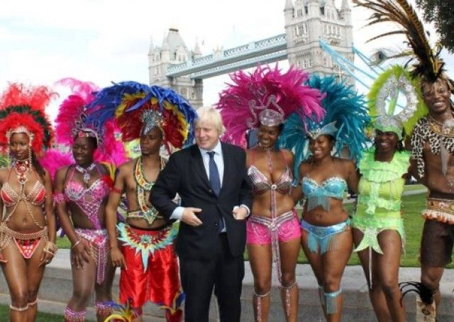 Chauffeur Service in Notting Hill Carnival