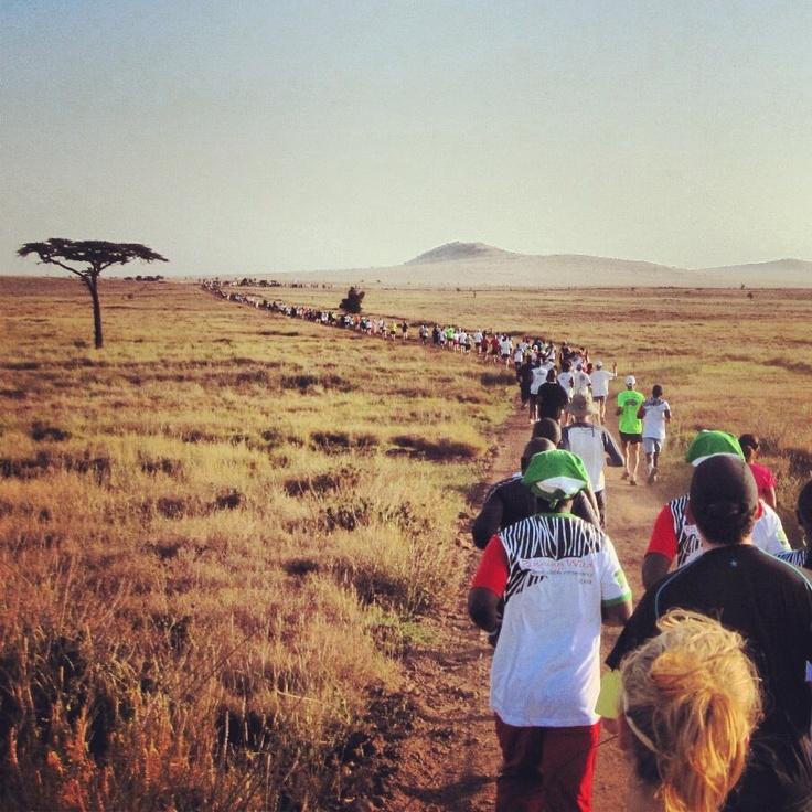 safaricom marathon - kenya