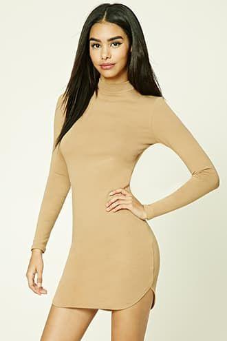 High Neck Bodycon Dress Jetzt bestellen unter: https://mode.ladendirekt.de/damen/bekleidung/kleider/sonstige-kleider/?uid=0831be0e-de5d-5f60-b442-4143e337f2cd&utm_source=pinterest&utm_medium=pin&utm_campaign=boards #skirts #sonstigekleider #women's #accessories #dresses #kleider #clothing #bekleidung Bild Quelle: forever21.com