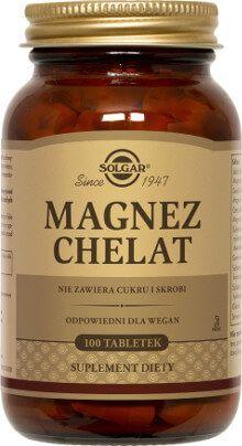Magnez chelat aminokwasowy