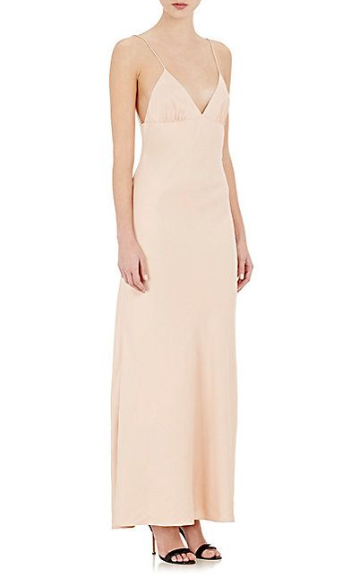 Brock Collection Satin Slip Dress - Evening - Barneys.com