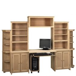 Desks   Bare Woods Furniture   Real Wood Furniture Finished Your Way