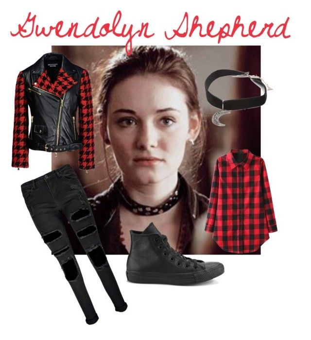 """""""Gwendolyn Shepherd"""" by sweety3001 ❤ liked on Polyvore"""