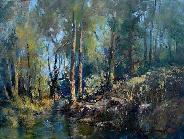 Robertson Art Gallery ANTON BENZON