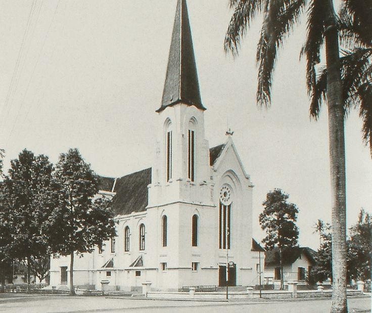 R.K. kerk in Bandoeng