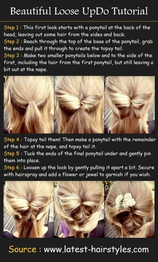 It is agreed that nearly everyone want to be shining and impressive on the special and important prom. There are a great number of prom hairstyle for long hair. For example, you can create your long hair into a formal or casual updo braided up-do, or a casually twisted updo hairstyle. besides, to make your[Read the Rest]