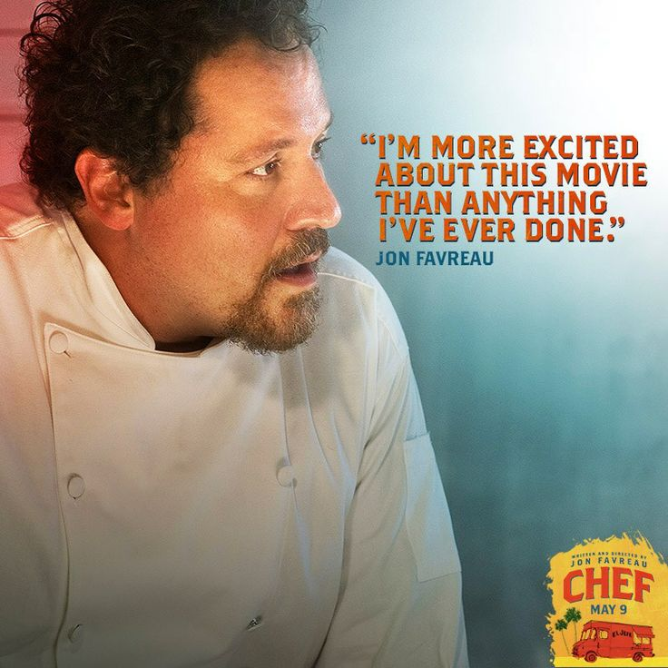 Jon Favreau wrote, directed, and stars in #ChefMovie. Don't miss Food & Wine's feature on him in the May issue!