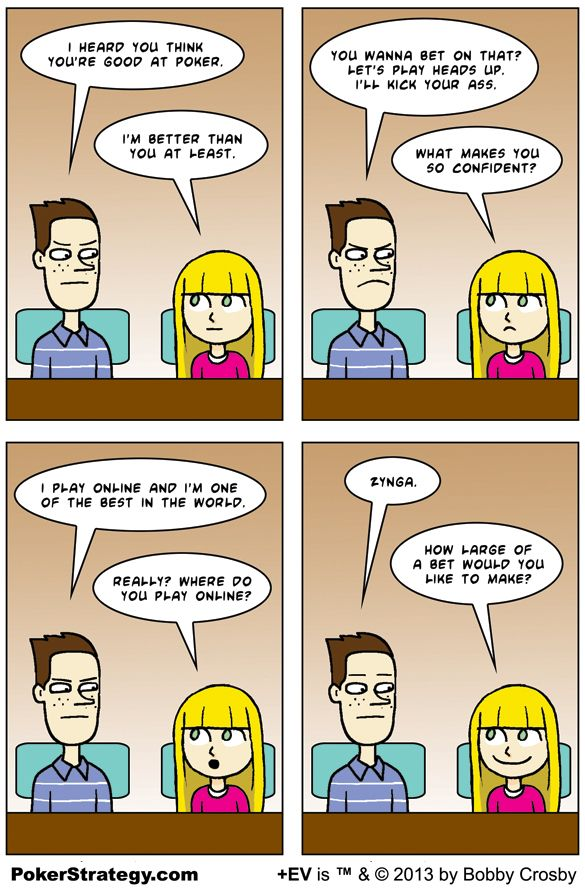 +EV Comics   General Poker Discussion   PokerStrategy.com Forum   Page 11