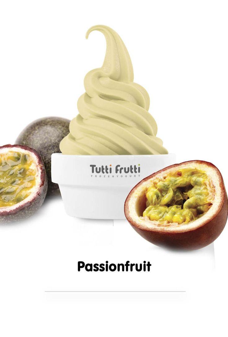 Our Yogurt - tutti frutti