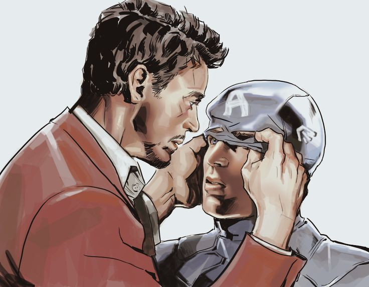 200 best images about Stony - Marvel Yaoi on Pinterest ... Tony Stark X Steve Rogers Yaoi