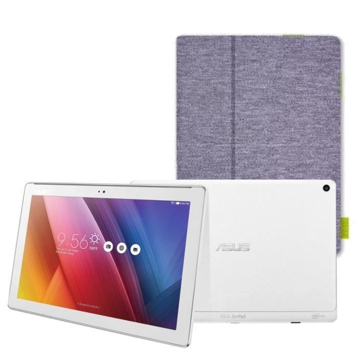 "#ZX @Cdiscount ➠ [ #SOLDES ] #Soldes2017 → Prix imbattable pour l' #ASUS #Tablette Tactile #ZenPad Z300M blanc 10,1"" - 2Go de RAM - #Android 6.0 - Mediatek 8163 - ROM 64Go - WiFi/Bluetooth + Cover à 179.99€ ➠ https://ad.zanox.com/ppc/?28290640C84663587&ulp=[[http://www.cdiscount.com/informatique/tablettes-tactiles-ebooks/asus-tablette-tactile-zenpad-z300m-blanc-10-1-2/f-1079801-bunz300m6b060.html?refer=zanoxpb&cid=affil&cm_mmc=zanoxpb-_-userid]]"