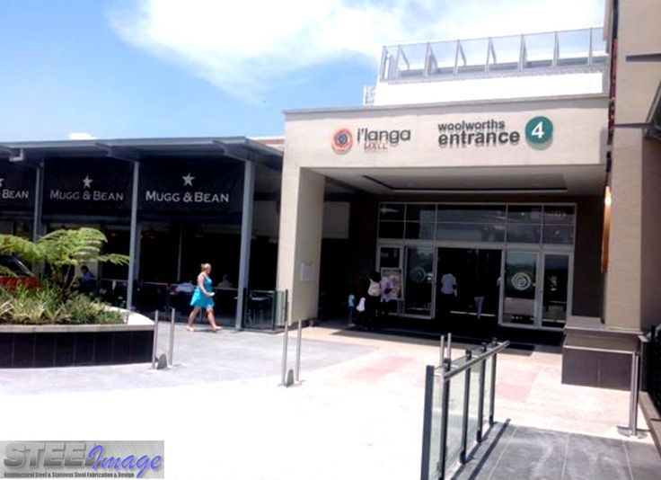 So what do you think about the new entrance at Ilanga Mall after the upgrade? Thank you to Norse Projects for entrusting us with the work, we are proud to be a part of the Nelspruit community. #steelimage #projects #stainless #steel