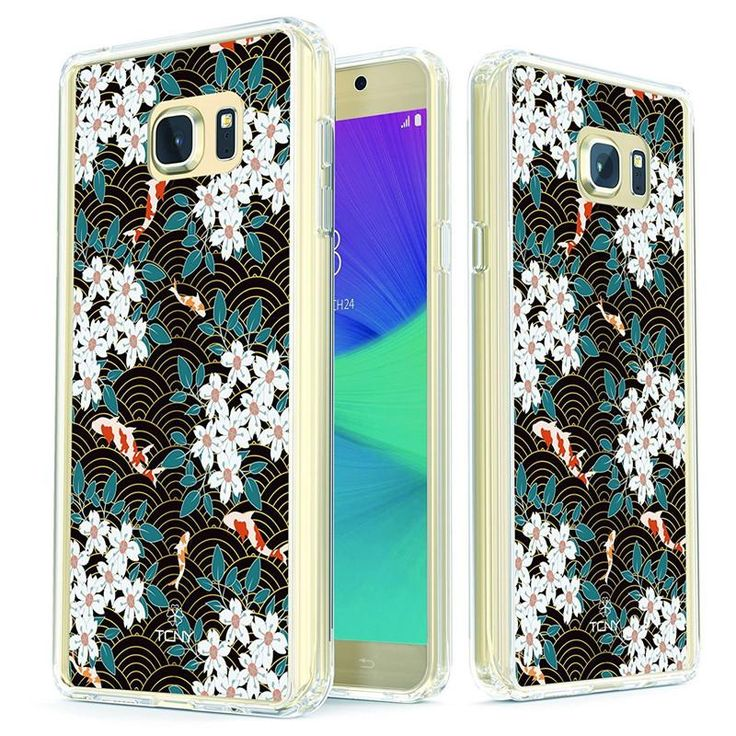 Showa Koi Slim Protective Case for Galaxy Note 5