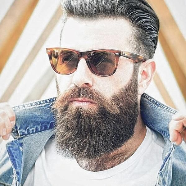 19 Dashing Beard Styles For 2018 Men S Hairstyles Beards