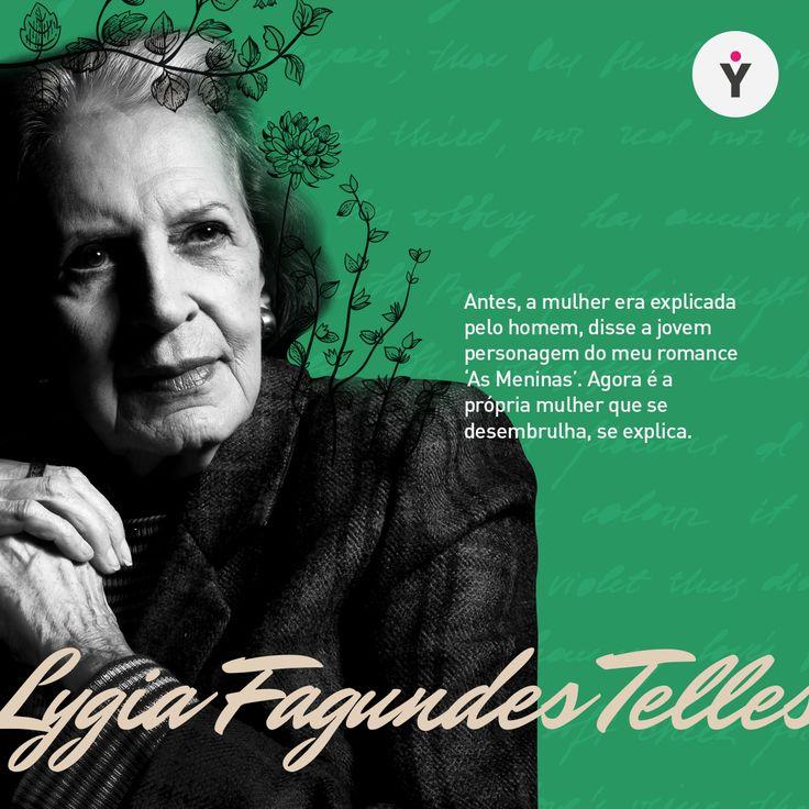 Lygia Fagundes Telles foi uma das primeiras mulheres a integrar a Academia Brasileira de Letras e é considerada pela crítica uma das mais importantes escritoras do país. Nesta sexta-feira ela encerra nossa semana de inspiração feminina refletindo sobre o protagonismo da mulher em sua própria vida.
