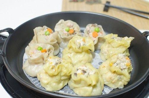 Dim Sum para #Mycook http://www.mycook.es/receta/dim-sum/