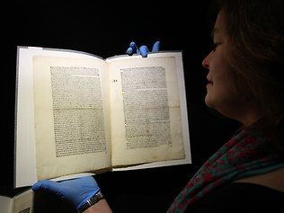Navigator notes arrive 400 years on by Jared Owens.   The Australian (2013,  August 16)