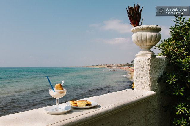 A beautiful Bed and Breakfast in Sicily by the sea!
