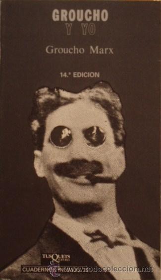 Groucho y yo de Groucho Marx