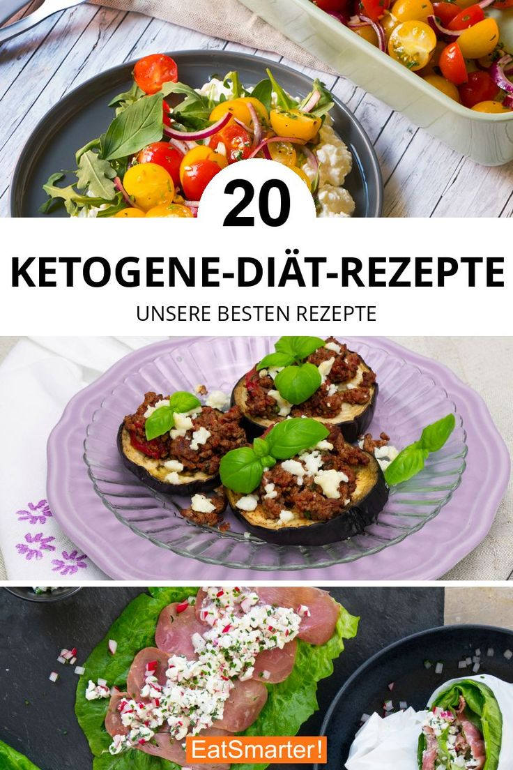 Ketogene-Diät-Rezepte