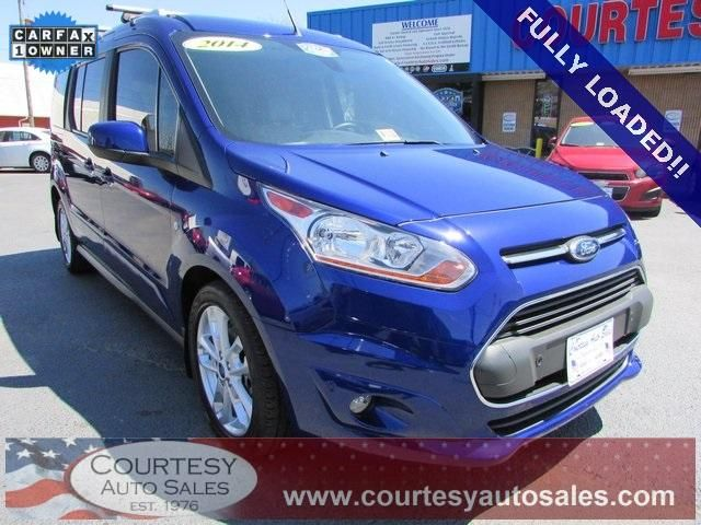 2014 FORD TRANSIT CONNECT -- With ONLY 12,982 MILES!! -- 3rd ROW! -- NAVIGATION! -- Rear CAMERA!  -- INCLUDES REMAINDER OF Factory WARRANTY! -- CALL TODAY! * 757-424-6404 * FINANCING AVAILABLE! -- Courtesy Auto Sales SPECIALIZES In Providing You With The BEST PRICE On A USED CAR, TRUCK or SUV! -- Get APPROVED TODAY @ courtesyautosales.com * Proudly Serving Your USED CAR NEEDS In Chesapeake, Virginia Beach, Norfolk, Portsmouth, Suffolk, Hampton Roads, Richmond, And ALL Of Virginia SINCE 1976!