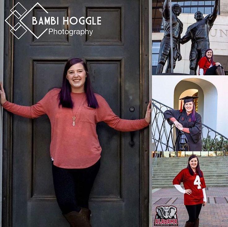 Kayla Bolton-University of Alabama Grad