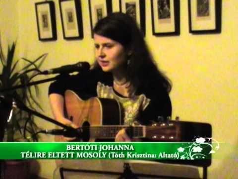 Télire eltett mosoly - Bertóti Johanna - első rész