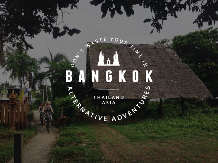 5 Alternative things to do while in Bangkok.  #Bangkok #Thailand #BackPacking